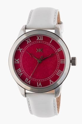Unisex Analogue Leather Watch - KLW524B
