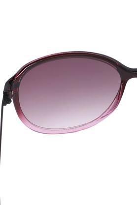 Womens Full Rim Oversized Sunglasses - NBP257PR1F