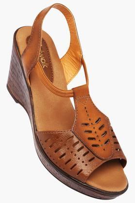 CATWALKWomens Casual Wear Slipon Wedges - 203243710
