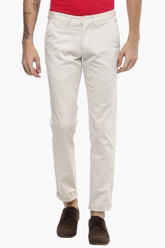 VETTORIO FRATINI -  Off WhiteCargos & Trousers - Main