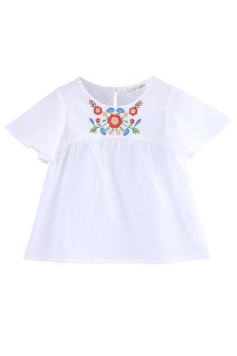 BEEBAY -  WhiteTopwear - Main