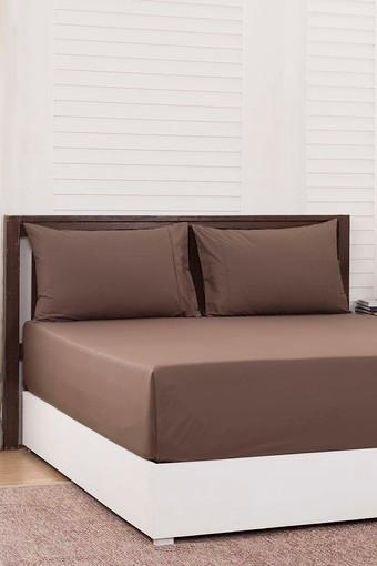 MASPAR -  Brown Bed Sheets - Main