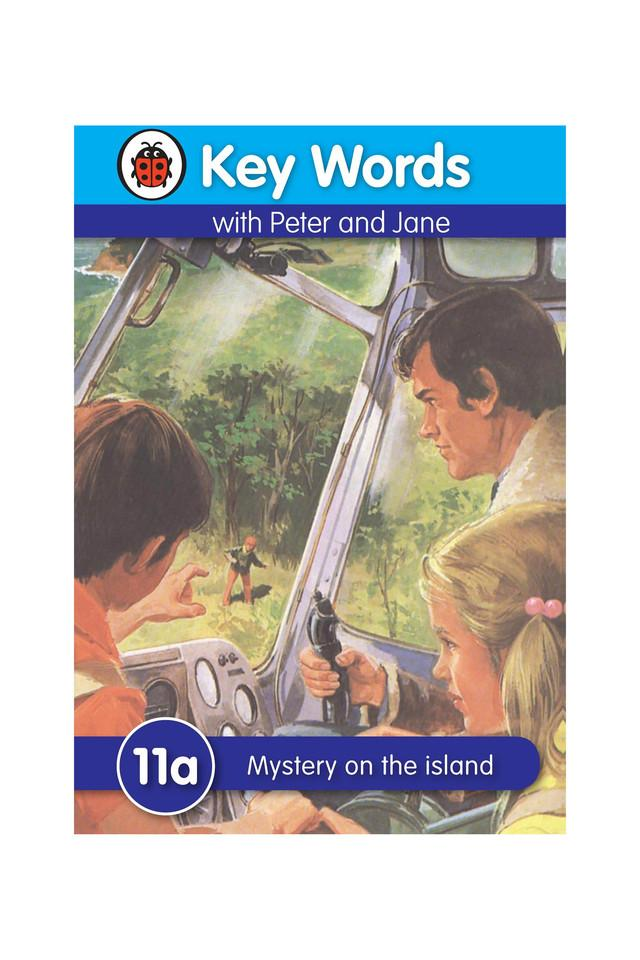 Key Words 11a: Mystery on the Island