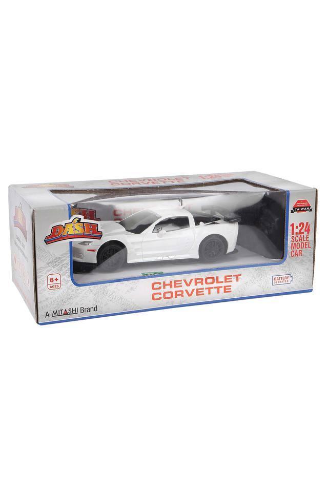 Unisex Chevrolet Corvette Remote Control Model Car