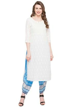 Womens Printed Salwar