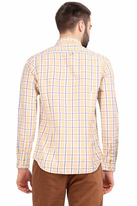 Mens Checked Casual Shirt
