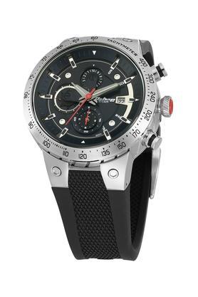 Mens Multi-Function Black Dial Watch - 1761KP01