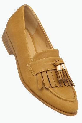 ALLEN SOLLYWomens Casual Wear Slipon Loafers - 202872995