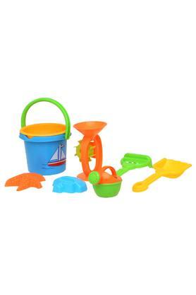 Unisex Beach Set with Moulds