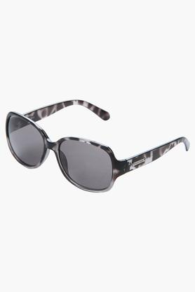 FASTRACKWomens Square UV Protected Sunglasses - C082BK3F