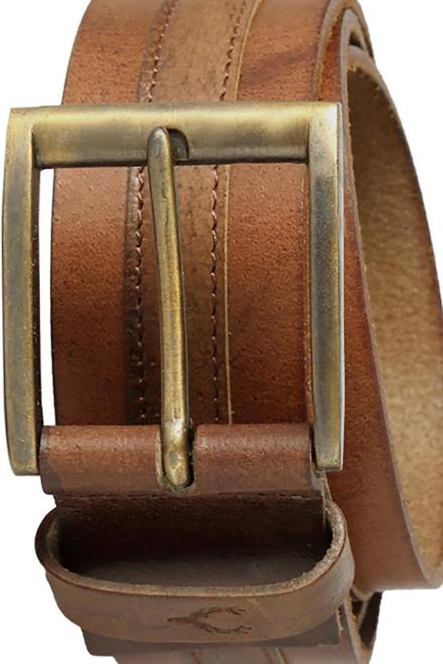 Mens Casual Buckle Closure Belt