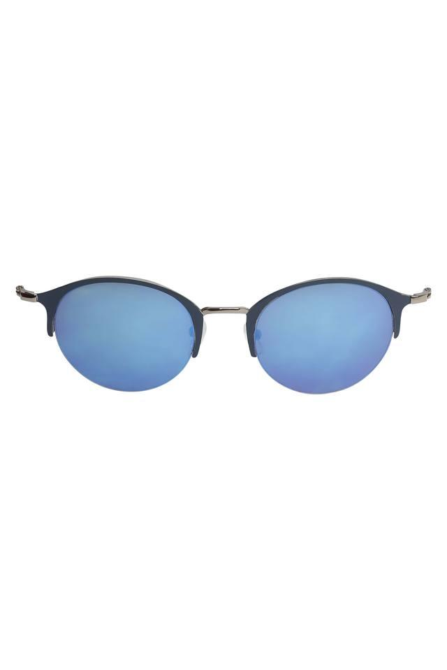 Womens Half Rim Club Master Sunglasses - LI094C122