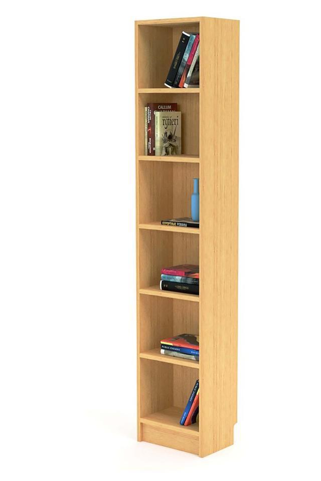 Brown Bmac Book Shelf