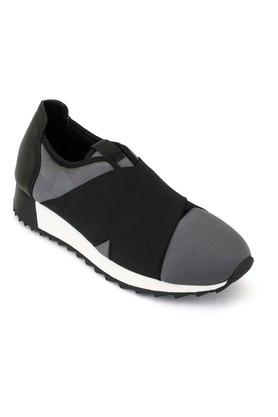 TRUFFLE COLLECTION Womens Canvas Slipon Sports Shoes