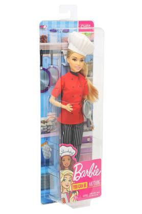 Girls Barbie Chef Doll