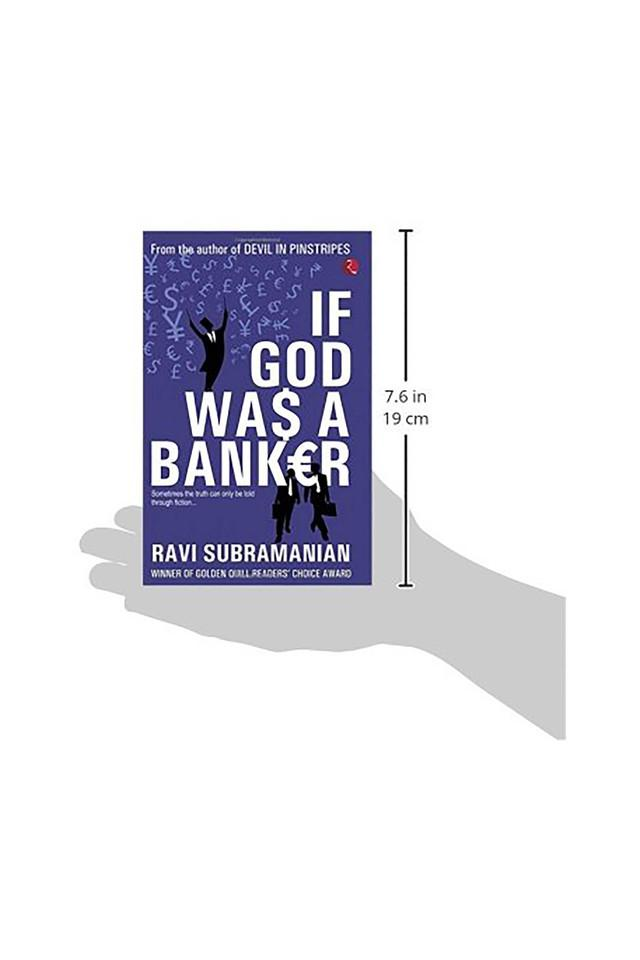 If God was a Banker