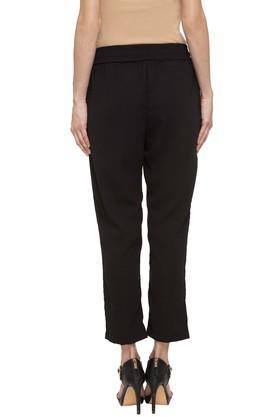 Womens 2 Pocket Casual Pants