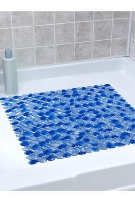 Textured Square Bath Mat