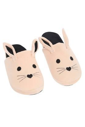 Cat Printed Bath Slippers