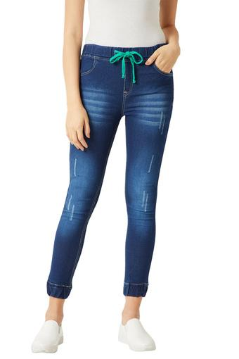 MISS CHASE -  NavyJeans & Leggings - Main