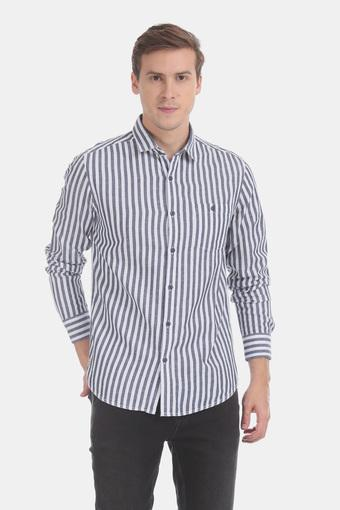 ED HARDY -  BlueCasual Shirts - Main