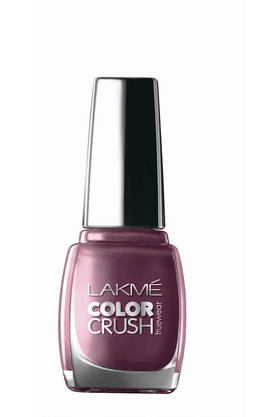 LAKME True Wear Color Crush Nail Color 9 Ml - 7232146