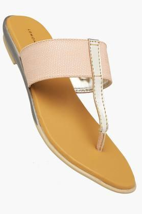 LEMON & PEPPER Womens Daily Wear Slipon Flat Sandal - 201506077
