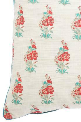 IVY - Red Mix Cushion Cover - 1