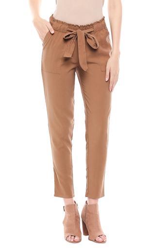 KRAUS -  TanTrousers & Pants - Main