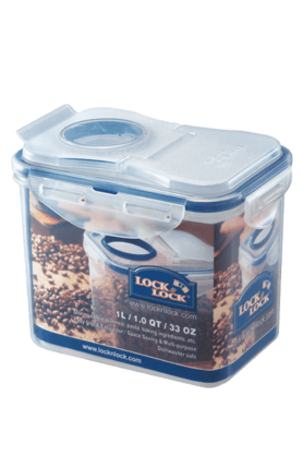LOCK & LOCK Classics Rectangular Food Container - 1 Litre