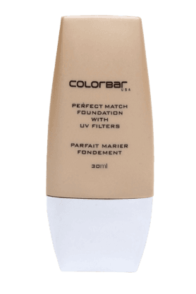 COLORBAR Perfect Match Foundation New Natural Beige PMF004