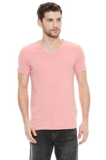 JACK AND JONES -  PinkT-shirts - Main