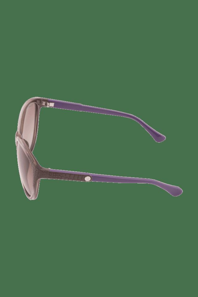 Womens Gradient brown Glares - G202CTFL9C