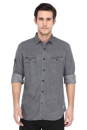 ED HARDY -  GreyShirts - Main