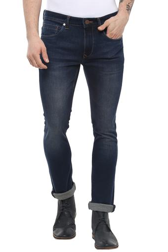 LOUIS PHILIPPE JEANS -  Dark Blue Jeans - Main