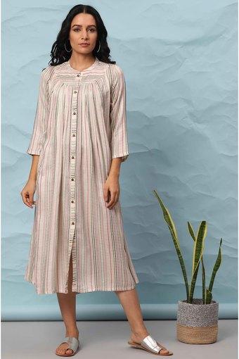 JANASYA -  MultiIndianwear Dresses - Main