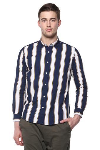 PEPE -  BlueCasual Shirts - Main