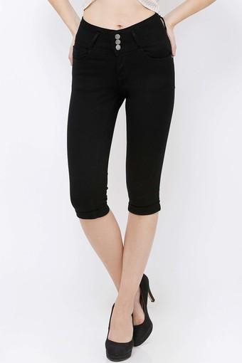 KRAUS -  BlackTrousers & Pants - Main