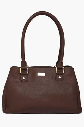SATYA PAUL Womens Zipper Closure Shoulder Bag