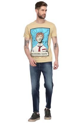 LIFE - BeigeT-Shirts & Polos - 3