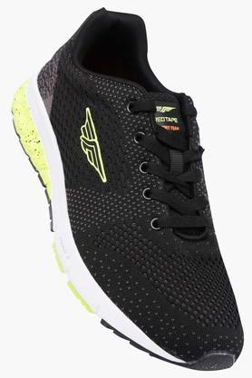 ATHLEISURE Mens Mesh Laceup Sports Shoes - 202699256
