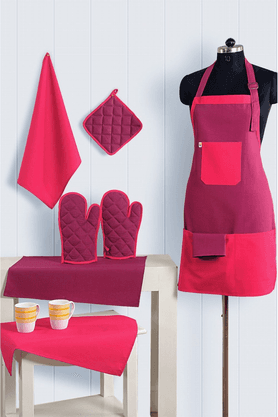 SWAYAM Kitchen Linen Set - Grillz