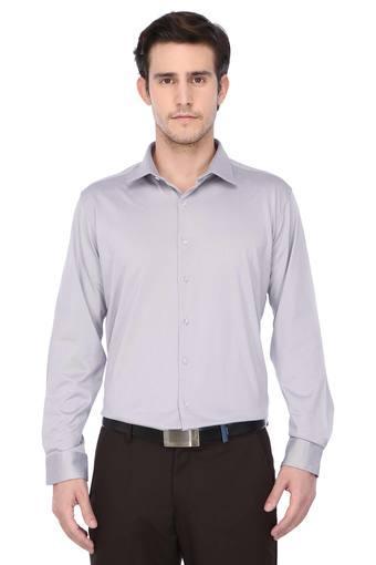 VAN HEUSEN -  Light GreyShirts - Main