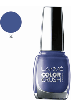 LAKME True Wear Color Crush Nail Color 9 Ml