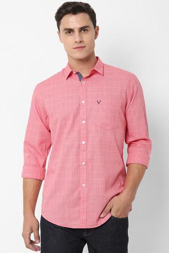 C371 -  OrangeCasual Shirts - Main