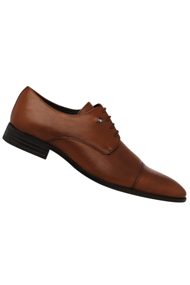 Mens Leather Lace Up Formal Shoe