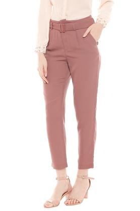 MADAME - Chalk PinkTrousers & Pants - 2