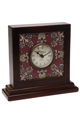 ADARA Indi Table Clock