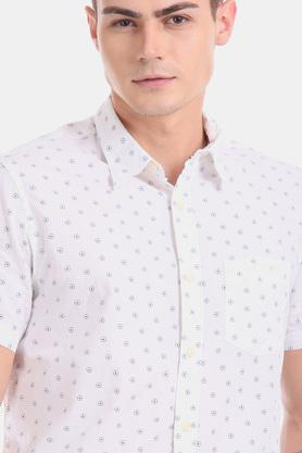 AEROPOSTALE - Off White Casual Shirts - 5