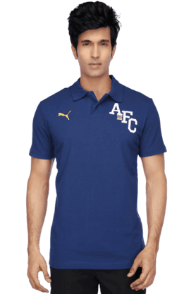 PUMA Mens Short Sleeves T-Shirt - 9718826